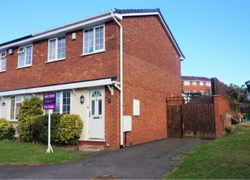 Thumbnail 2 bed semi-detached house for sale in Willmore Grove, Birmingham