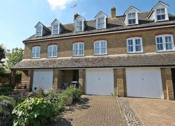 Thumbnail 4 bed terraced house for sale in Shepherdsgate, Canterbury