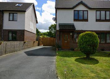Thumbnail 2 bed semi-detached house for sale in Ger Y Llan, Penrhyncoch, Aberystwyth