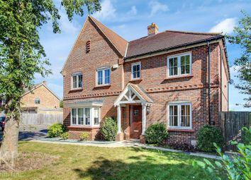 Thumbnail 3 bed semi-detached house for sale in Hempstalls Close, Hunsdon, Ware