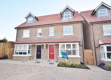 Thumbnail 4 bed property to rent in Crawley Hobbs Close, Debden Road, Saffron Walden