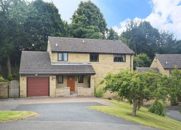 Thumbnail 4 bed detached house for sale in Wakefield Road, Fenay Bridge, Huddersfield, West Yorkshire