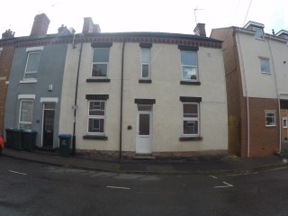 4 bed terraced house to rent in Bedford Street, Earlsdon, Coventry CV1