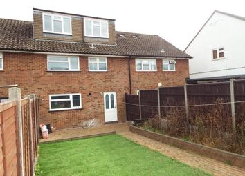 Thumbnail 5 bed terraced house for sale in Cholwell Road, Stevenage, Hertfordshire