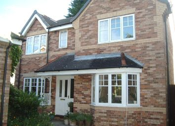 Thumbnail 4 bed detached house for sale in Vicarage Walk, North Cave, Brough