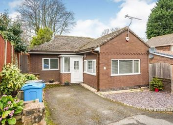 Thumbnail 1 bed bungalow for sale in Johns Avenue, Runcorn, Cheshire, .