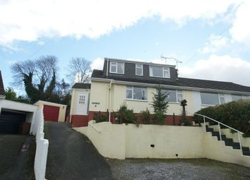 Thumbnail 4 bed semi-detached bungalow for sale in Nether Meadow, Marldon, Paignton