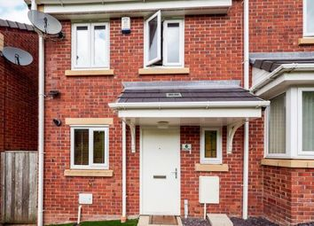 Thumbnail 2 bed semi-detached house for sale in Sutton Walk, Hyde, Greater Manchester, .