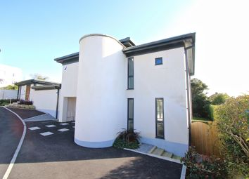 Thumbnail 3 bed detached house for sale in Hill Road, Swanage