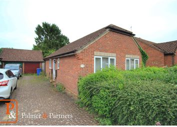 Thumbnail 2 bed detached bungalow for sale in Whitlands, Glemsford, Sudbury