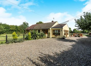 Thumbnail 3 bed detached bungalow for sale in Stradbroke Road, Brundish, Woodbridge