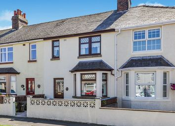 3 bed terraced house for sale in Waver Street, Silloth, Wigton, Cumbria CA7