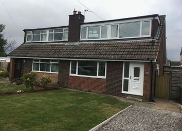 Thumbnail 3 bed semi-detached house for sale in Windsor Road, Ashton-In-Makerfield, Wigan