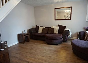 Thumbnail 2 bed end terrace house to rent in Oxford Street, Aberdare