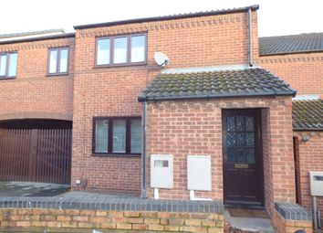 Thumbnail 2 bed terraced house for sale in Handford Court, Stepping Lane, Derby