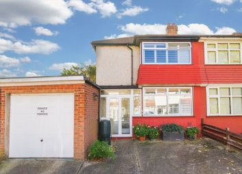 Thumbnail 2 bed end terrace house for sale in Malvern Gardens, Loughton