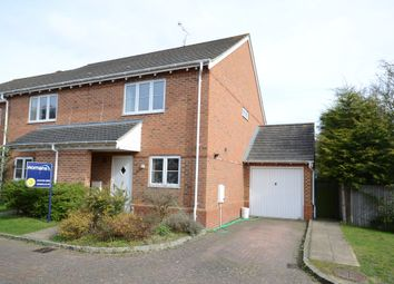 Thumbnail 3 bed end terrace house to rent in Little Horse Close, Earley, Reading