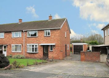 Thumbnail 2 bed end terrace house for sale in Laburnum Avenue, Gillway, Tamworth