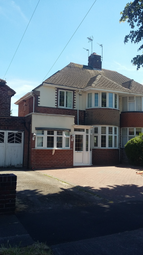 Thumbnail 6 bed semi-detached house to rent in Perry Avenue, Birmingham