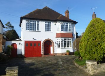 Thumbnail 4 bed detached house for sale in Hays Walk, Cheam, Sutton
