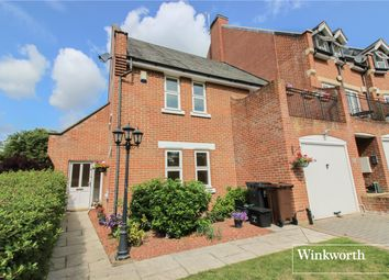 Thumbnail 3 bed end terrace house to rent in Strawberry Crescent, London Colney, St. Albans, Hertfordshire