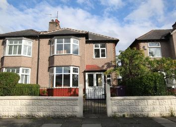 Thumbnail 3 bed semi-detached house for sale in Queens Drive, Mossley Hill