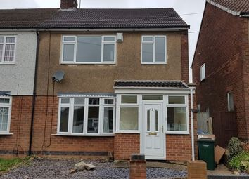 Thumbnail 5 bed terraced house to rent in 4/5 Bedroom Unfurnished Family Home, Aldbury Rise, Coventry.