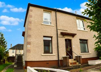 Thumbnail 2 bed flat for sale in Cedric Road, Glasgow