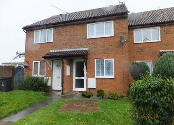 Thumbnail 2 bedroom property to rent in Berenger Close, Swindon