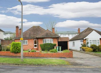 Thumbnail 3 bedroom detached bungalow to rent in Bassett Close, Sutton, Surrey