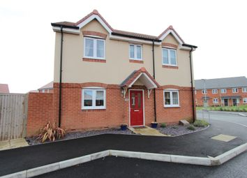 Thumbnail 3 bed detached house for sale in Swift Crescent, Deal