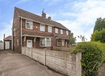 Thumbnail 3 bed semi-detached house for sale in The Green, Mansfield Woodhouse, Mansfield