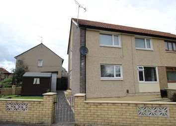 Thumbnail 4 bed semi-detached house for sale in 5 Torwood Avenue, Grangemouth