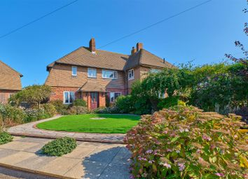 Walmer Road, Seaford BN25. 3 bed semi-detached house