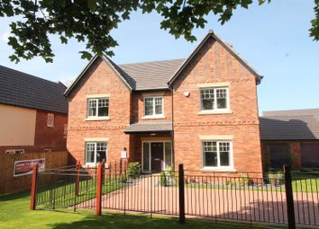 Thumbnail 5 bed detached house for sale in Plot 87 Danetre Place, Daventry