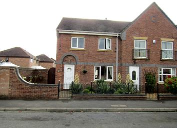 Thumbnail 3 bed semi-detached house for sale in Gowdall Way, Howden