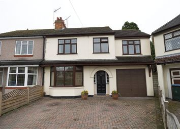 Thumbnail 4 bedroom semi-detached house for sale in Ebro Crescent, Binley, Coventry, West Midlands