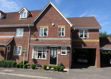 Thumbnail 4 bed semi-detached house for sale in Gunning Road, Little Thurrock, Grays