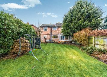 Thumbnail 4 bed detached house for sale in Church Road, Wilmslow