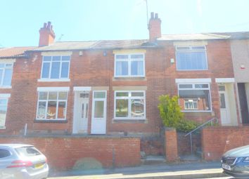 Thumbnail 3 bed terraced house to rent in Mount Street, Mansfield