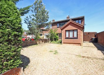 Thumbnail 3 bed semi-detached house for sale in Highbury Grove, Clapham, Bedford