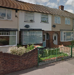 Thumbnail 3 bed terraced house for sale in Acacia Road, Bedford, Bedfordshire