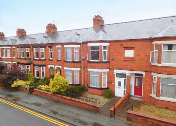 Thumbnail 3 bed terraced house for sale in Crewe Road, Nantwich