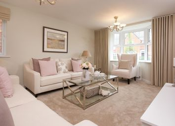 "Thumbnail 4 bed detached house for sale in ""Bradgate"" at Swanlow Lane, Winsford"