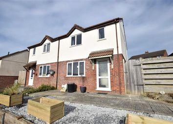 Thumbnail 2 bed semi-detached house to rent in Agnes Close, Bude, Cornwall