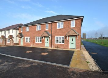 Thumbnail 3 bed terraced house for sale in Woodland Way, Droitwich, Worcestershire