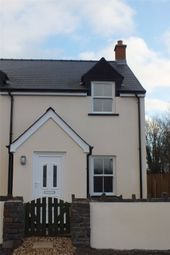 Thumbnail 2 bed terraced house for sale in 4, Hays Lane, Sageston, Tenby