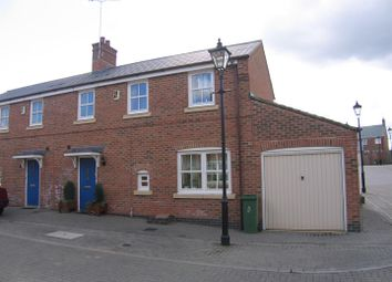 Thumbnail 3 bed end terrace house to rent in Longdown Mews, Aylesbury