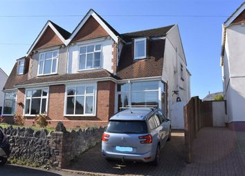 Thumbnail 4 bed semi-detached house for sale in Southward Lane, Newton, Swansea
