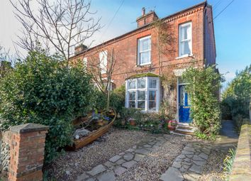 Thumbnail 3 bed semi-detached house for sale in Queens Road, Fakenham